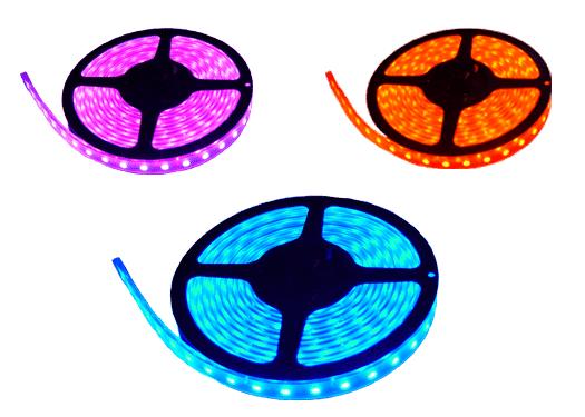 Eclairage d'ambiance à LED