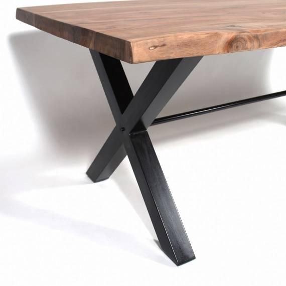 Table et pieds
