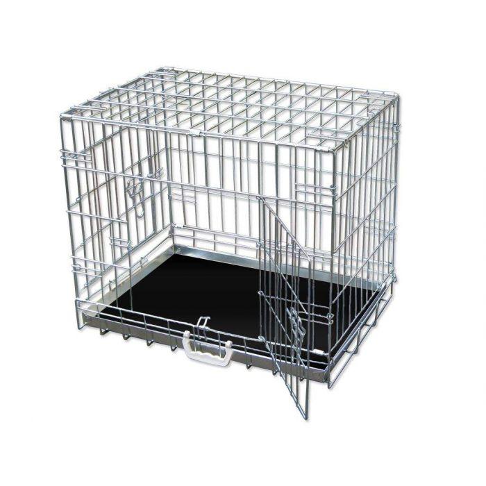 Cage de transport pour chien et autres animaux, taille XXL 107*70*77cm