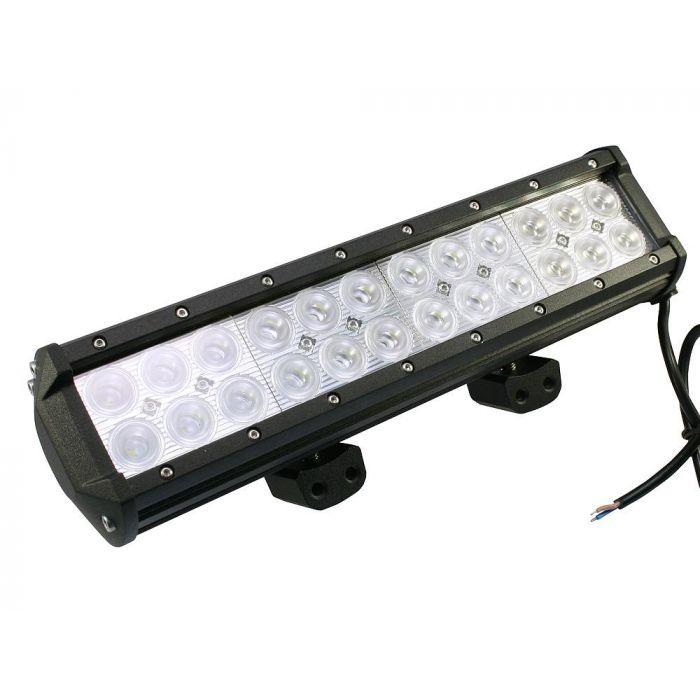 Feux Longue Portée LED pour 4x4 et SUV, 9-32V, 72W équivalent 720W COMBO