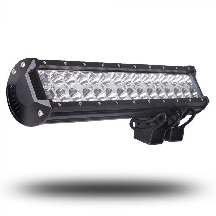 Feux Longue Portée LED pour 4x4 et SUV, 9-32V, 90W équivalent 900W SPOT