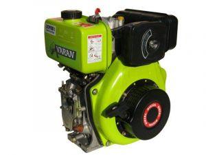 Moteur Diesel 4.92kW 6.7PS 305cc + Démarreur Electrique, sortie conique G3