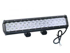 Feux Longue Portée LED pour 4x4 et SUV, 9-32V, 108W équivalent 1080W FLOOD