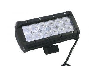 Feux Longue Portée LED pour 4x4 et SUV, 9-32V, 36W équivalent 360W FLOOD