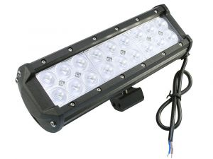 Feux Longue Portée LED pour 4x4 et SUV, 9-32V, 54W équivalent 540W FLOOD