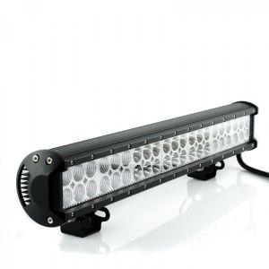 Feux Longue Portée LED pour 4x4 et SUV, 9-32V, 126W équivalent 1260W FLOOD